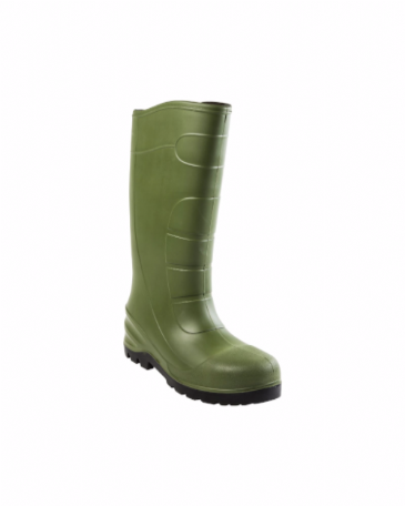 Blaklader 2421 Safety Boot (Army Green/Black)
